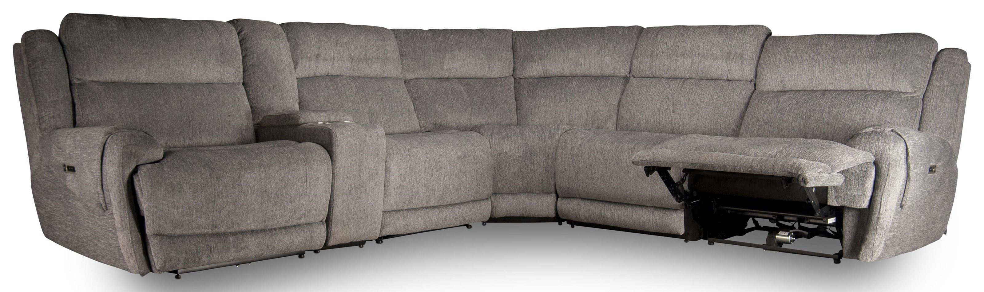 Solaris Solaris Power Sectional by Parker House at Morris Home