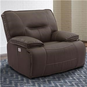 CHOCOLATE Power Recliner