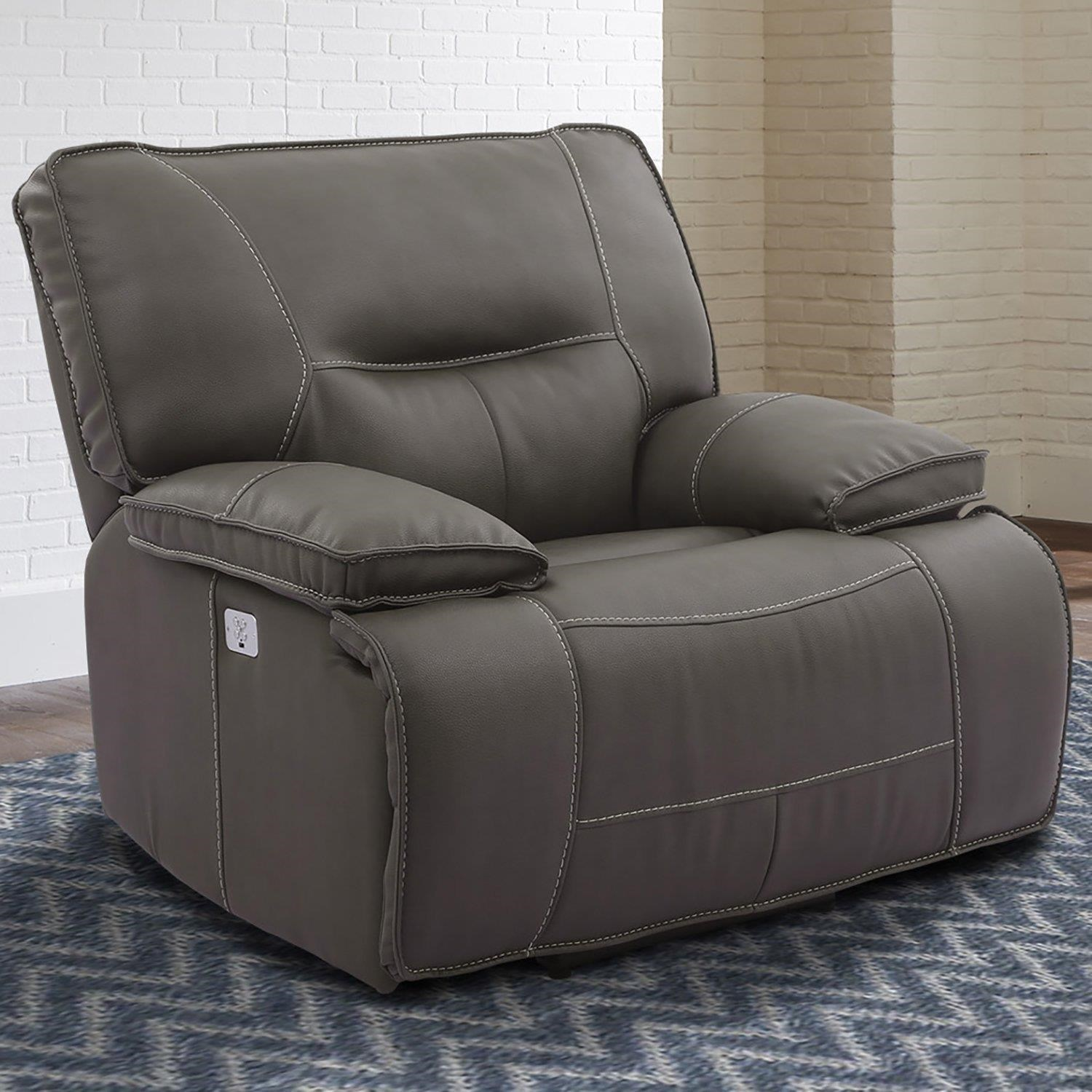 Spartacus HAZE Power Recliner by Parker House at Johnny Janosik