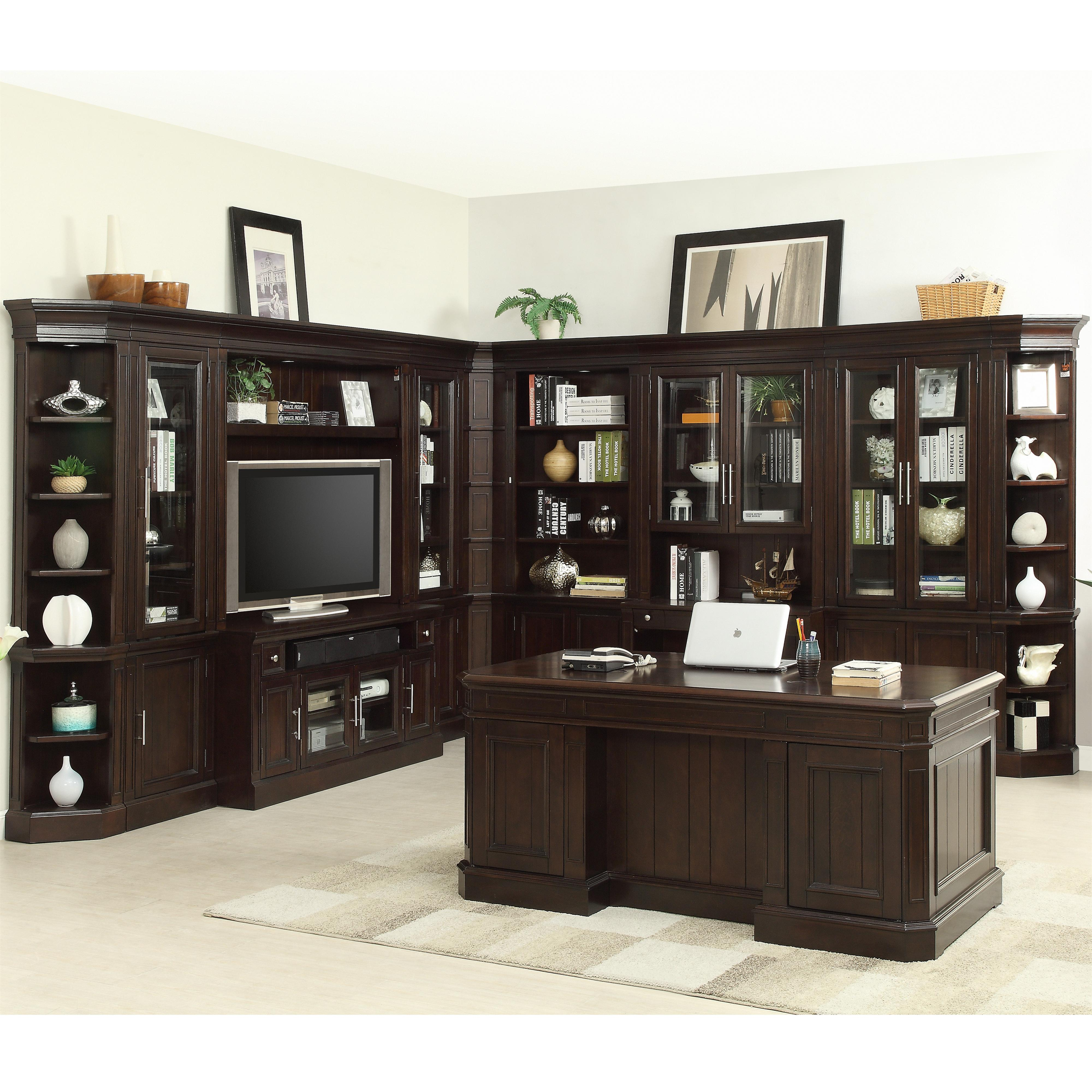Stanford Wall Unit by Parker House at Zak's Home