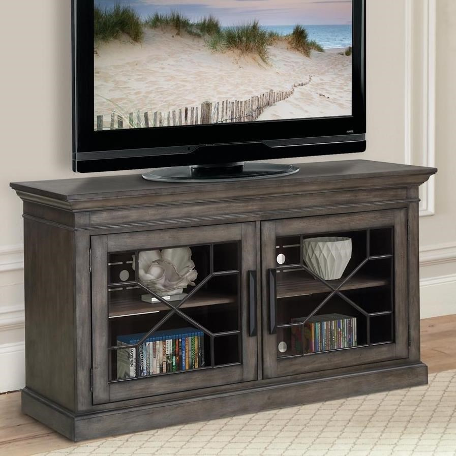 "Sablet Sablet 63"" TV Console by Parker House at Morris Home"