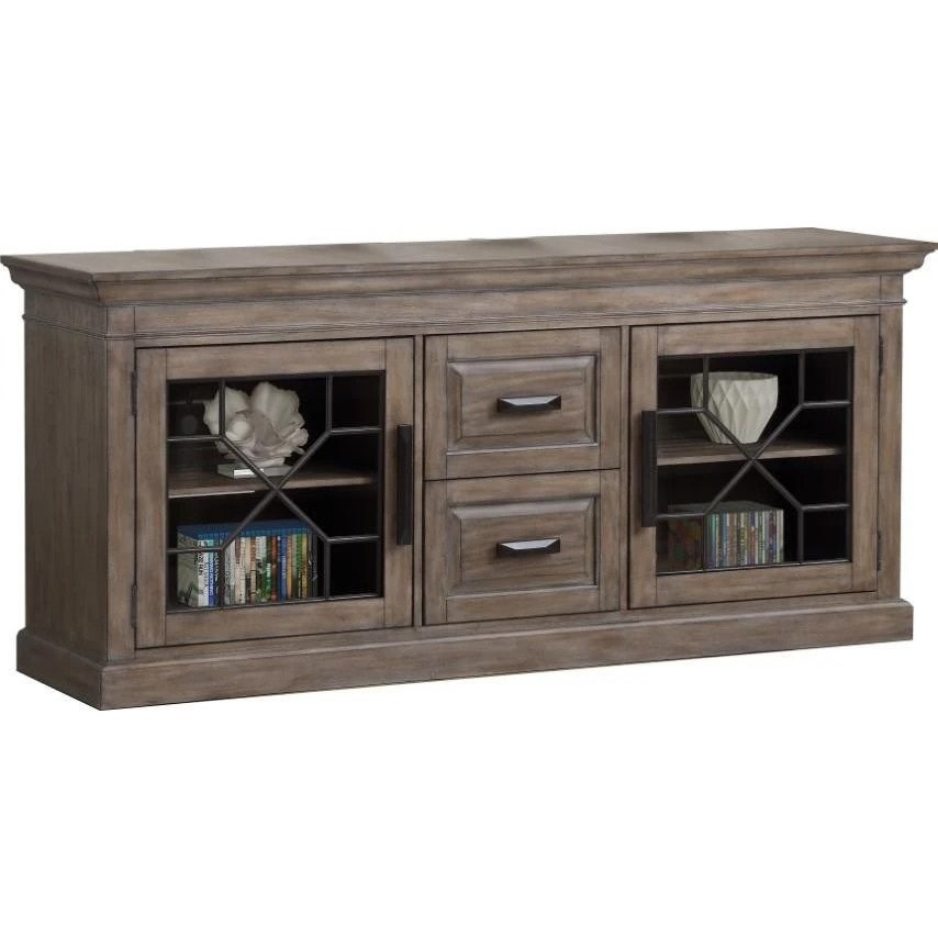 """Sundance 76"""" TV Console by Parker House at Suburban Furniture"""