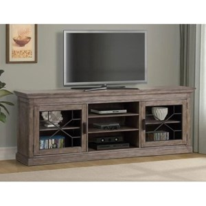 "Transitional 92"" TV Console"