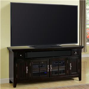 "62"" TV Console with 4 Doors"