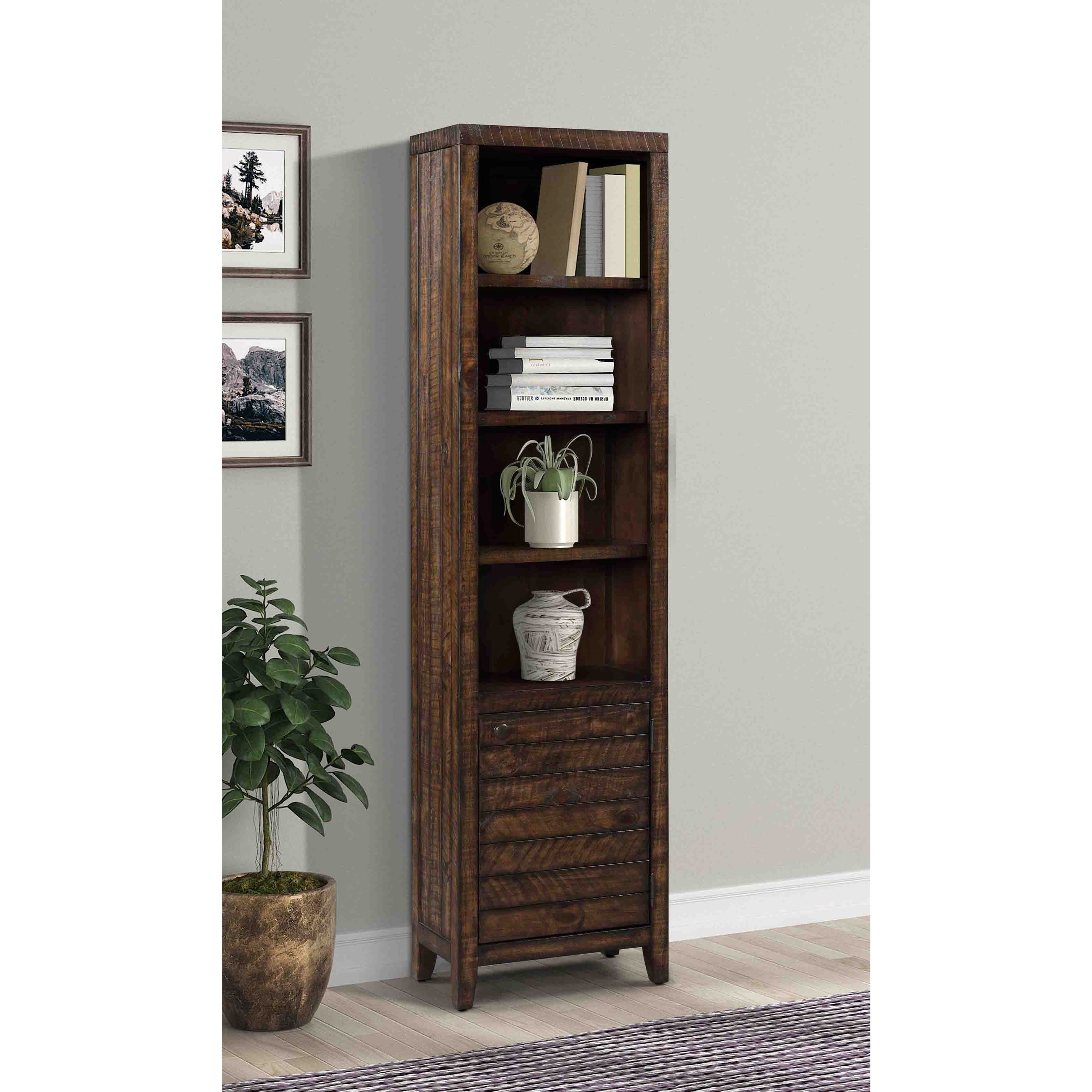 Tempe Open Top Bookcase by Parker House at Zak's Home