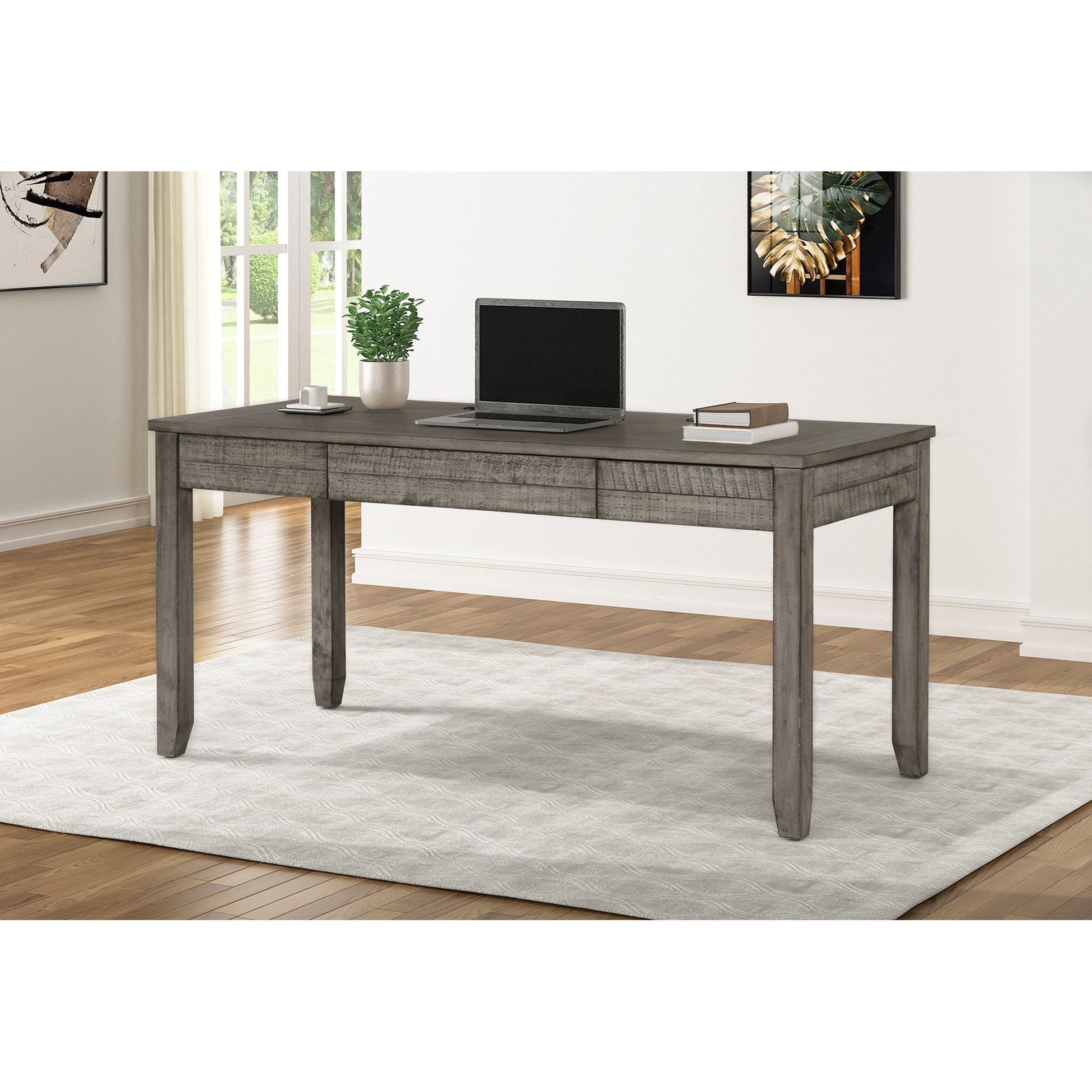 """Tempe 63"""" Writing Desk by Parker House at Zak's Home"""