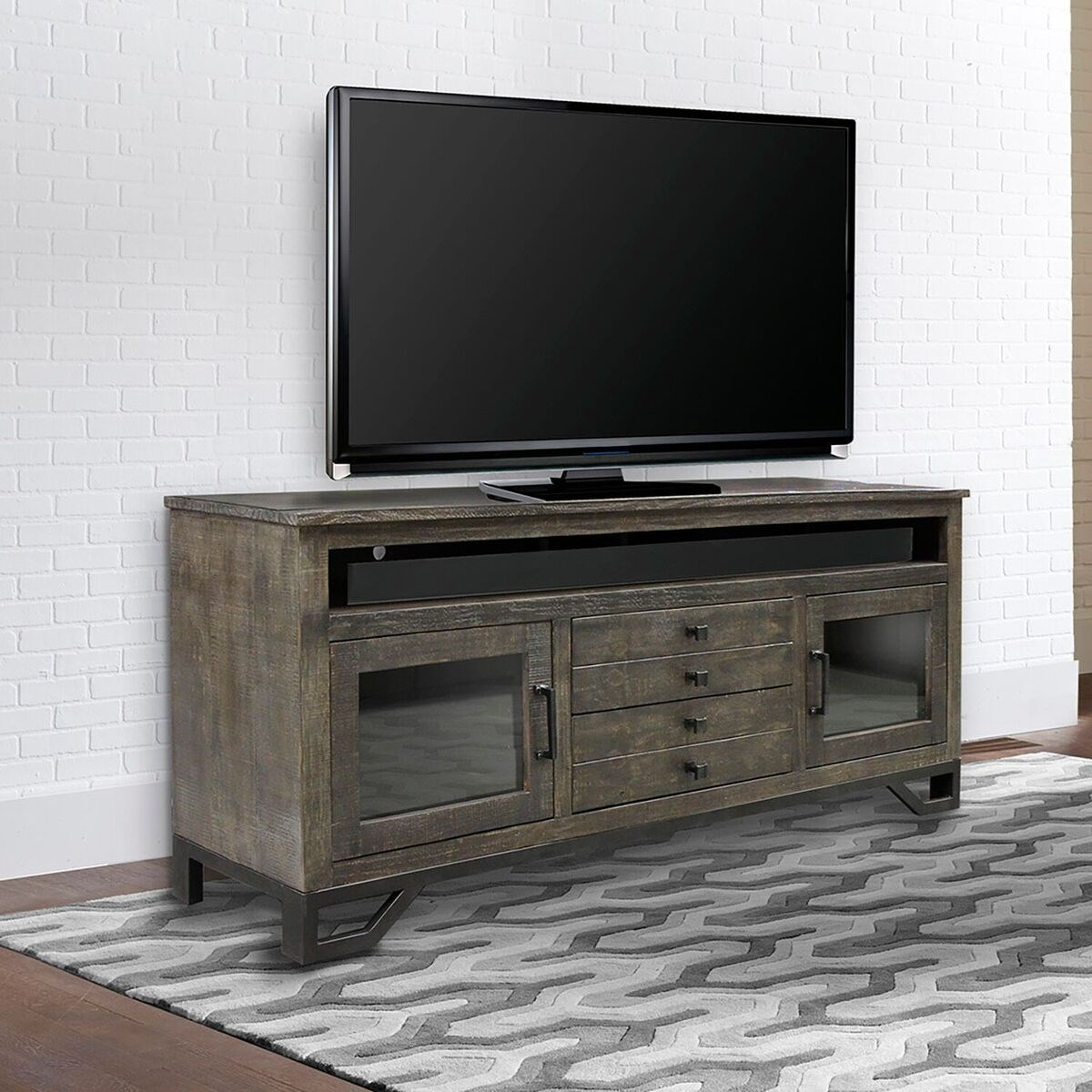 Veracruz 76 Inch TV Console by Parker House at Zak's Home