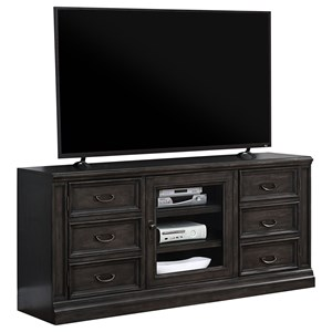 Transitional 66 in. TV Console