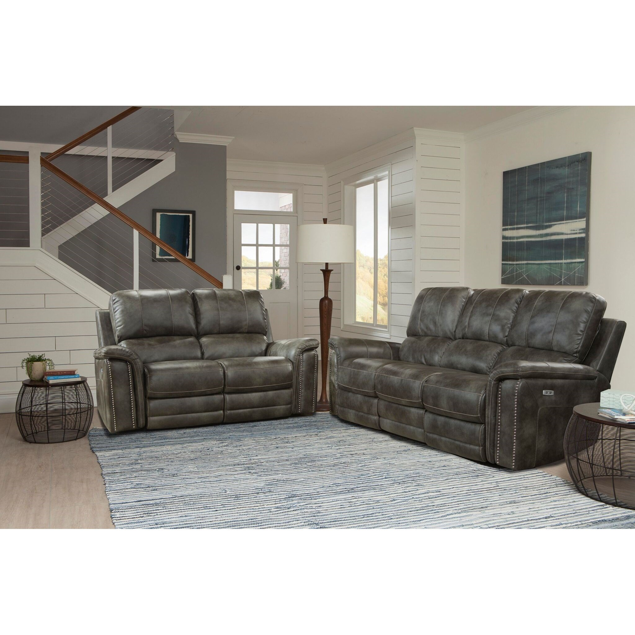 Belize Reclining Living Room Group by Parker Living at Zak's Home
