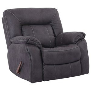 Casual Glider Recliner