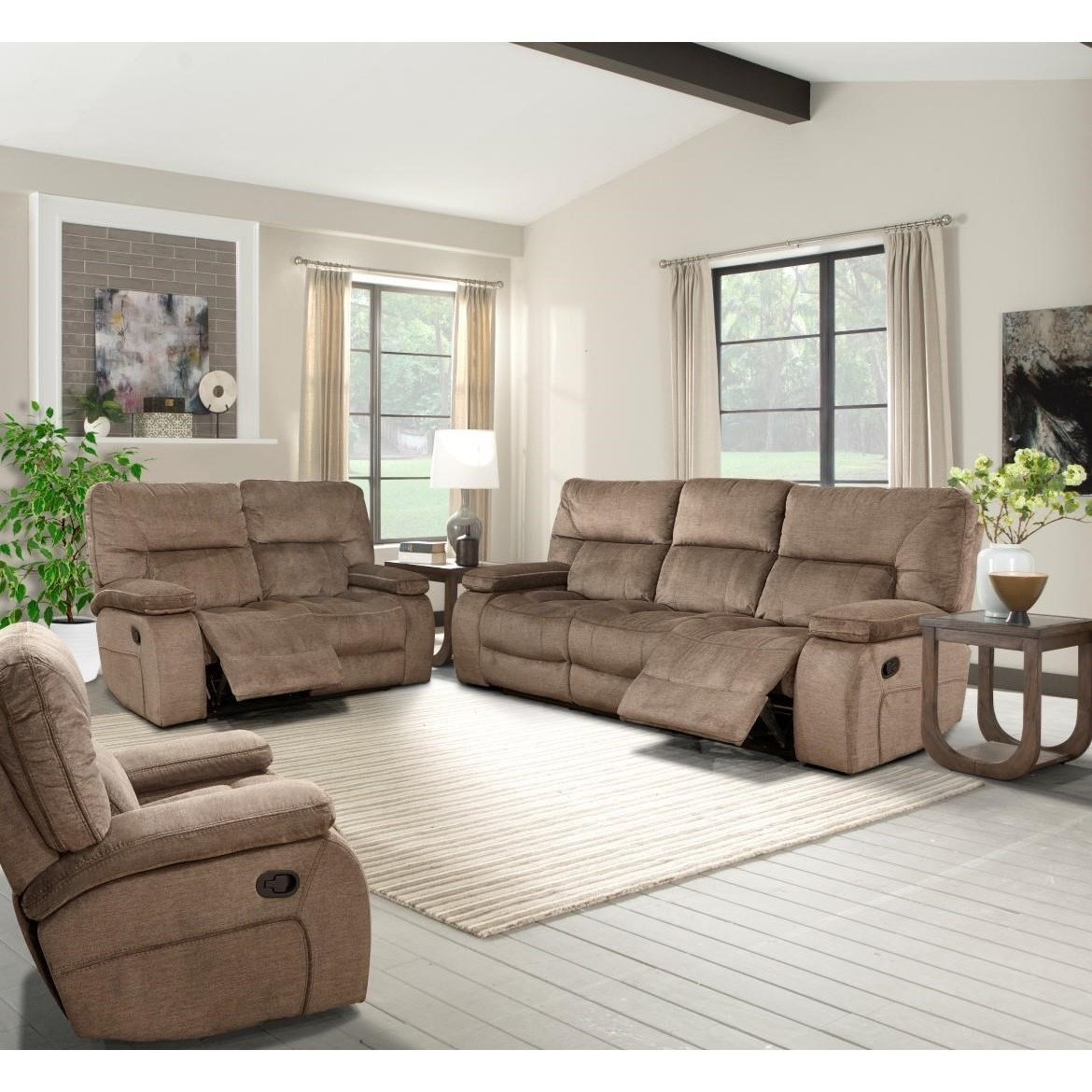 Chapman Reclining Living Room Group by Parker Living at Zak's Warehouse Clearance Center