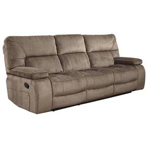 Triple Reclining Sofa