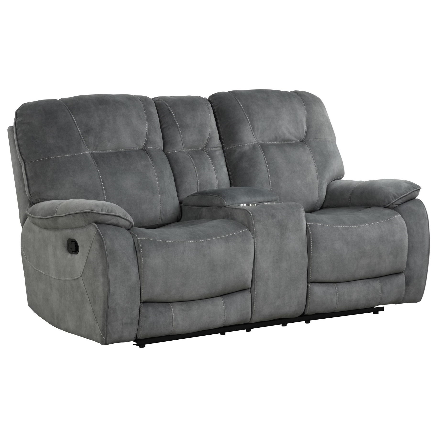 Cooper Reclining Loveseat by Parker Living at Zak's Home