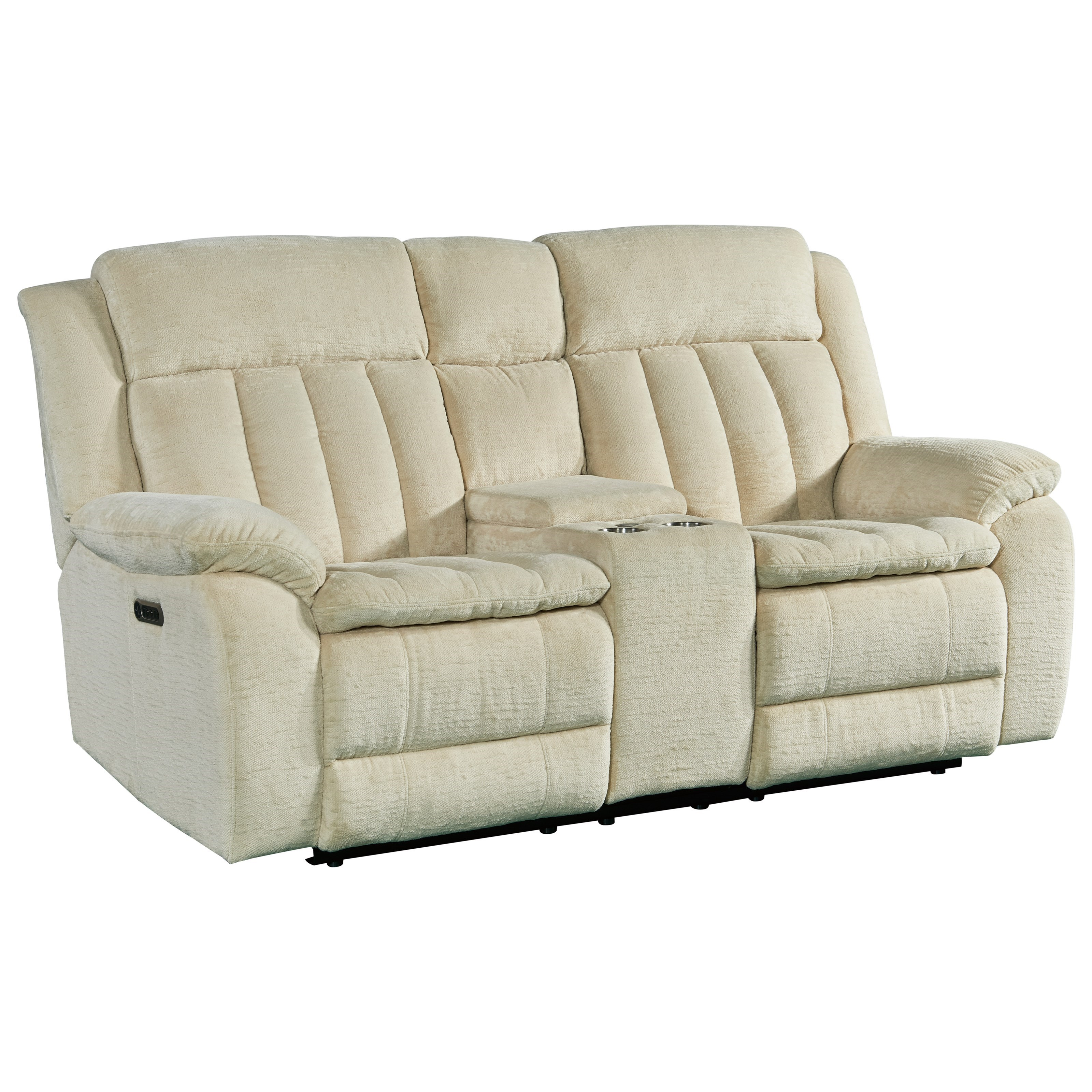 Cuddler Power Reclining Loveseat by Parker Living at Zak's Home