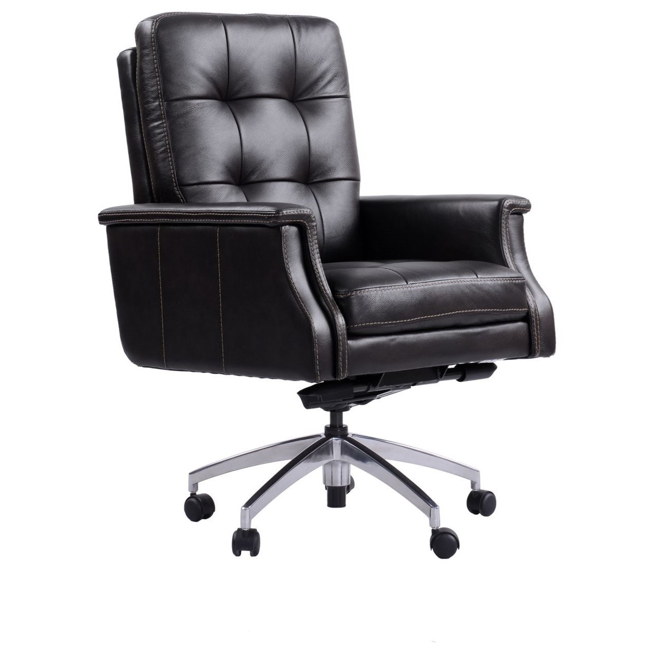 Desk Chairs Leather Desk Chair by Parker Living at Jacksonville Furniture Mart
