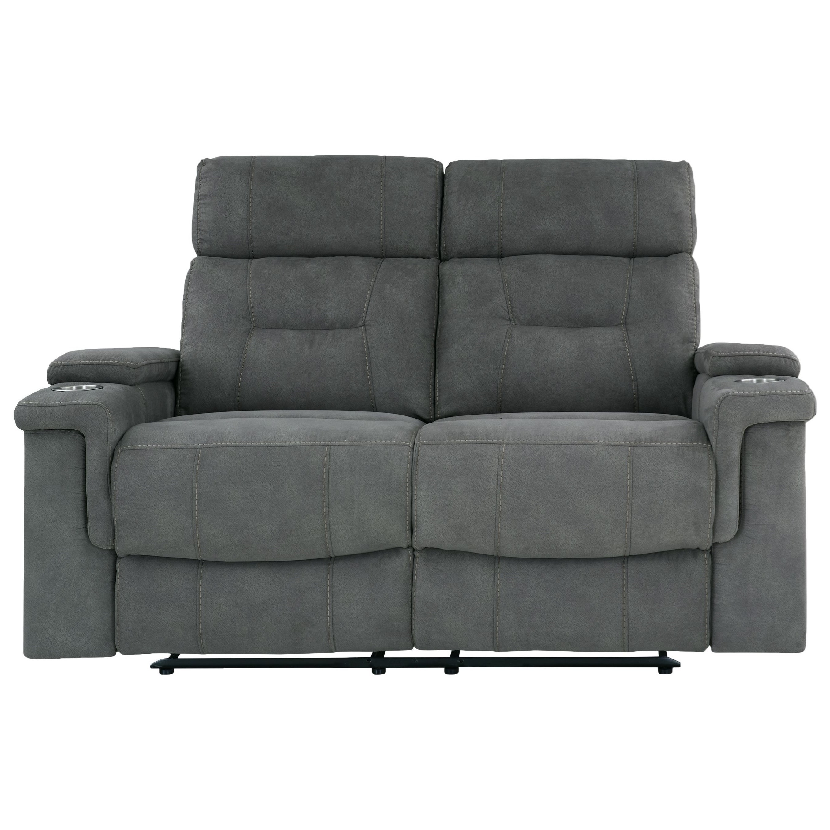 Diesel Manual Reclining Loveseat by Parker Living at Simply Home by Lindy's