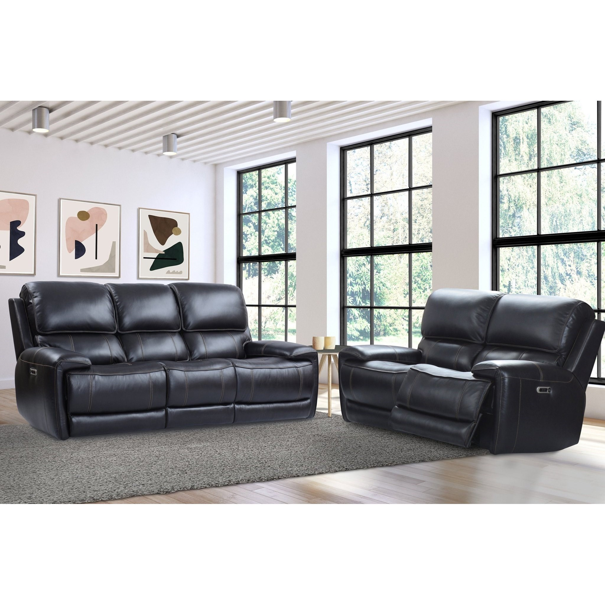 Empire Power Reclining Living Room Group by Parker Living at Zak's Home