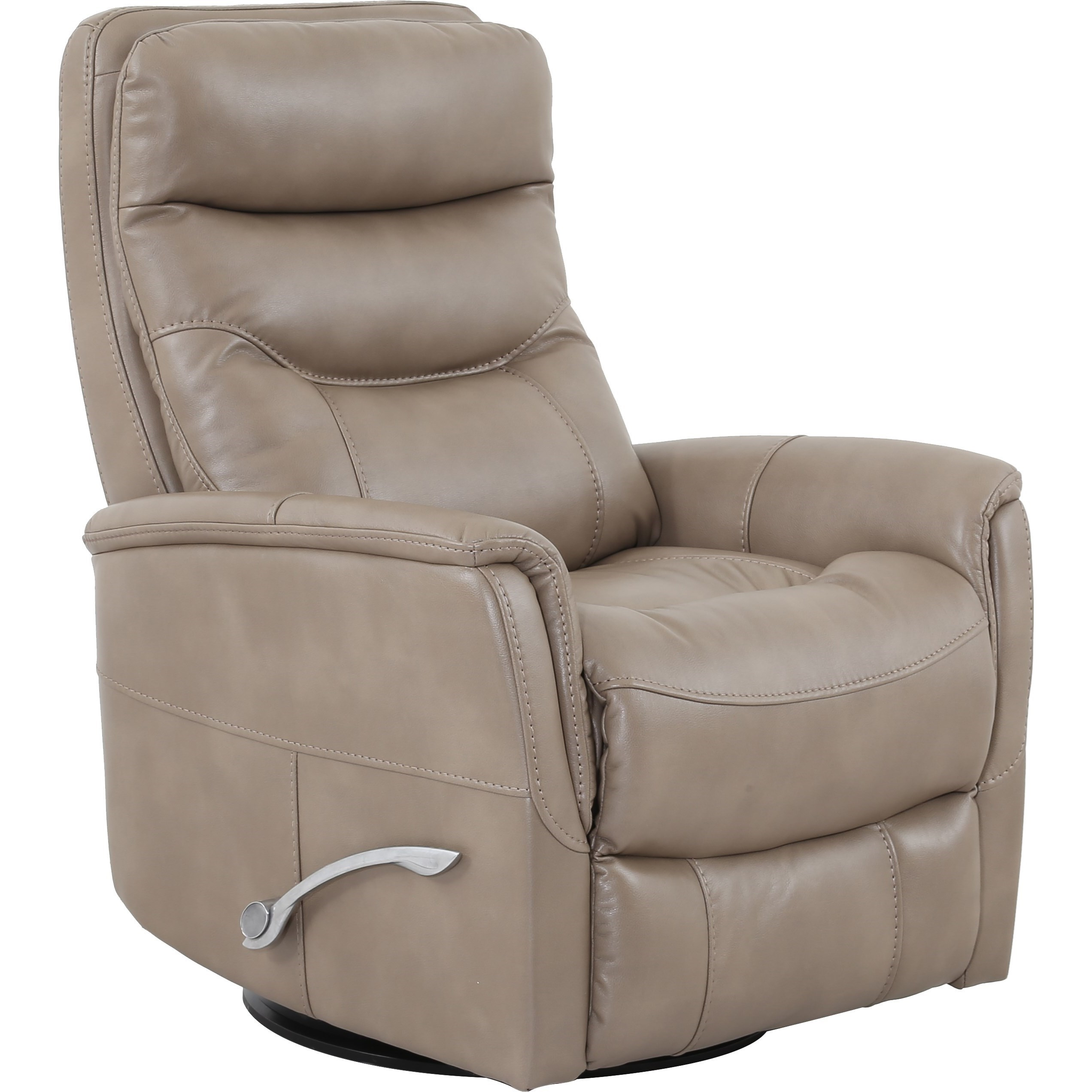 Gemini Swivel Glider Recliner by Parker Living at Miller Waldrop Furniture and Decor