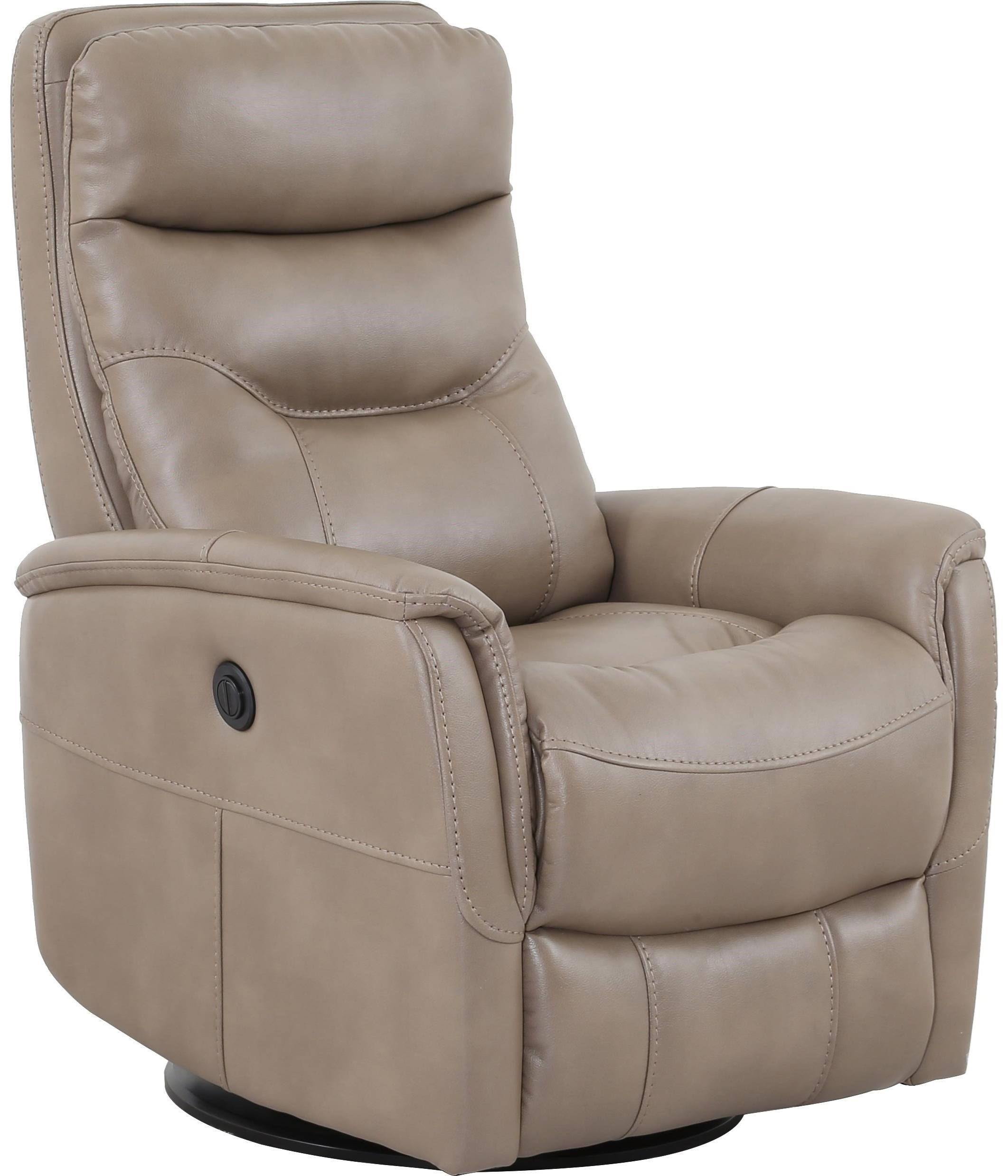 Gemini Swivel Glider Power Recliner by Parker Living at Suburban Furniture