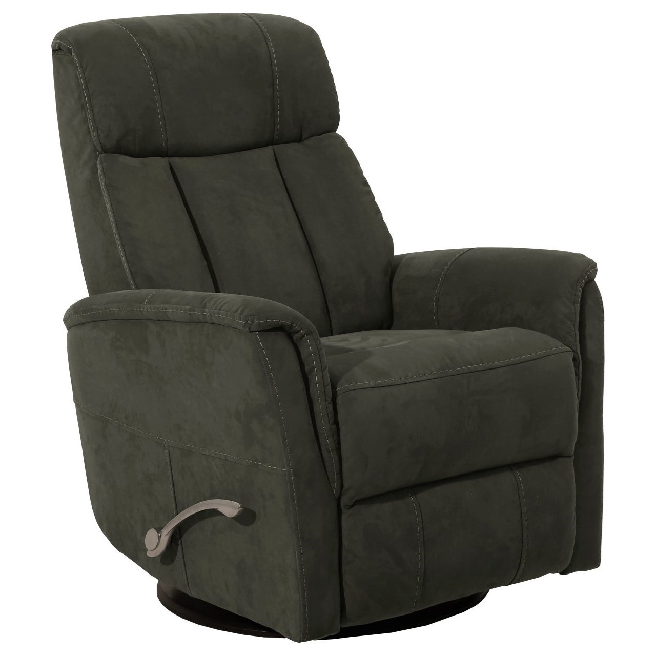 Holmes Glider Swivel Recliner w/ Articulating Headr by Parker Living at Zak's Home