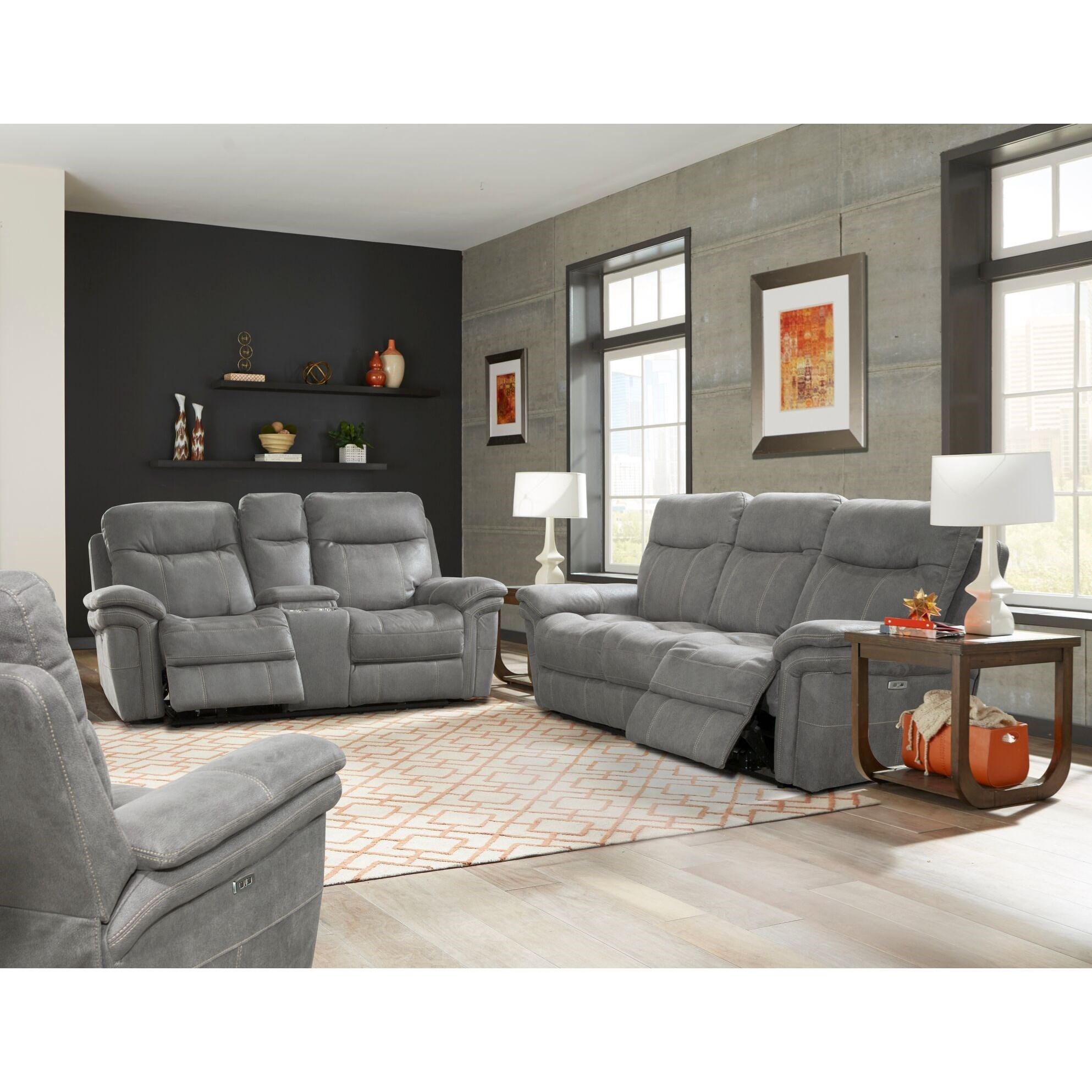 Mason Reclining Living Room Group by Parker Living at Dream Home Interiors