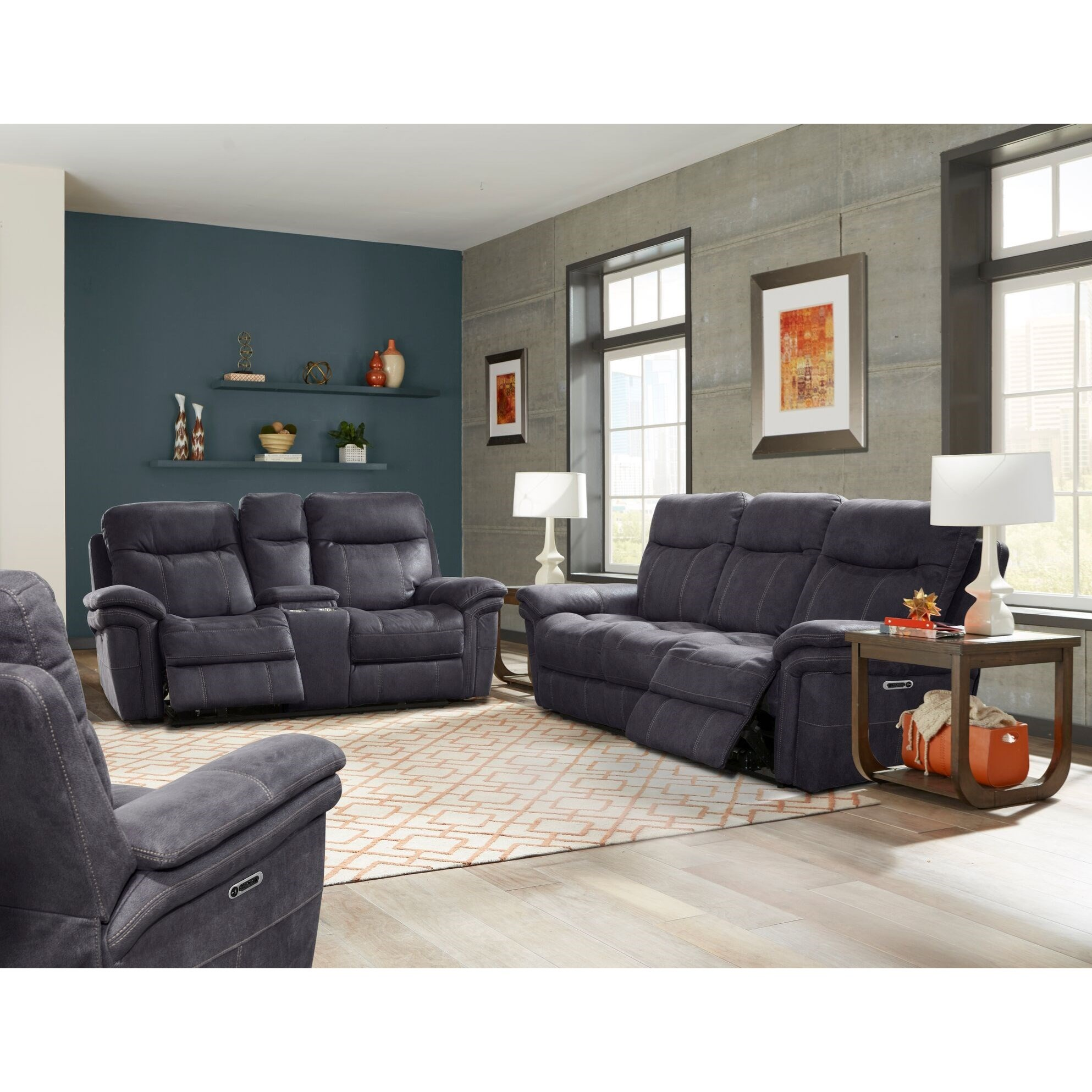 Mason Reclining Living Room Group by Parker Living at Wilcox Furniture