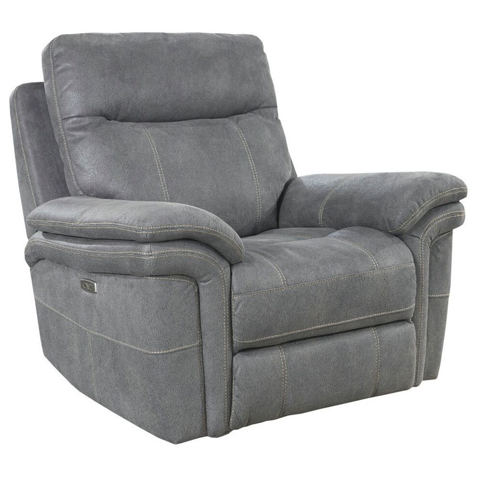 Mason Power Recliner by Parker Living at Suburban Furniture