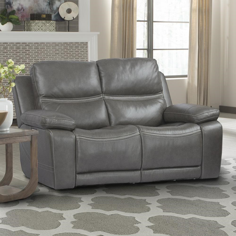 Palmer Power Reclining Loveseat by Parker Living at Zak's Home