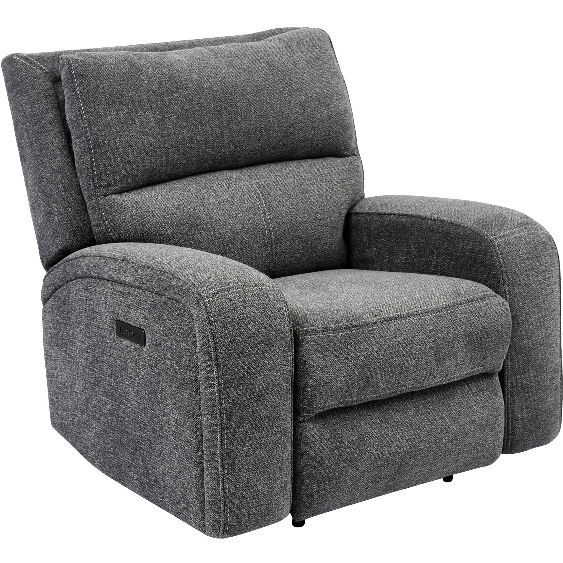 Polaris Power Recliner by Parker Living at Steger's Furniture