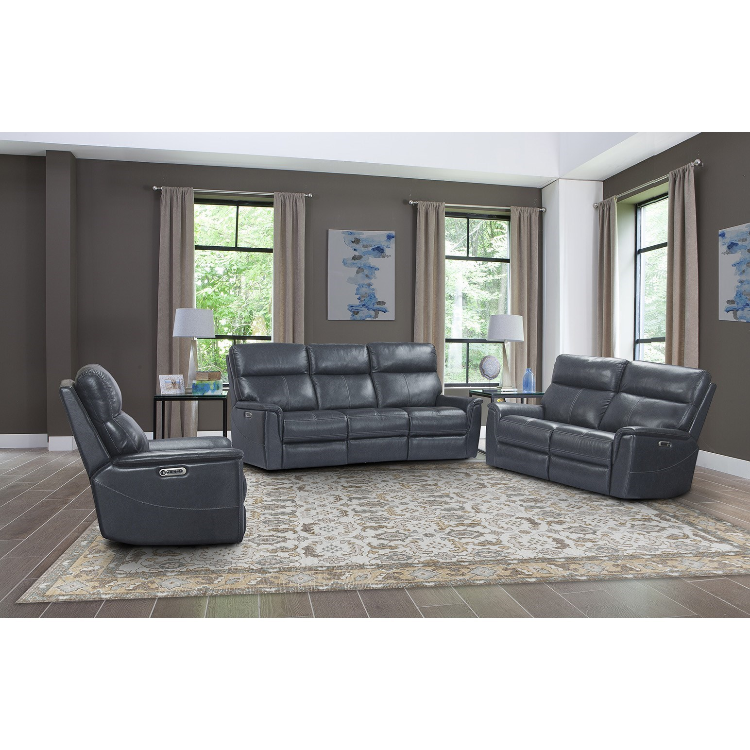 Reed Reclining Living Room Group by Parker Living at Zak's Home