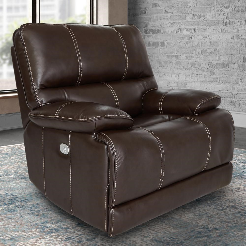 Shelby Power Reclining Chair by Parker Living at A1 Furniture & Mattress