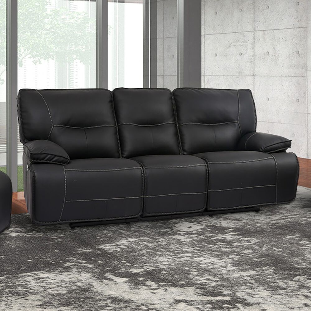 Spartacus Power Dual Reclining Sofa by Parker Living at Suburban Furniture