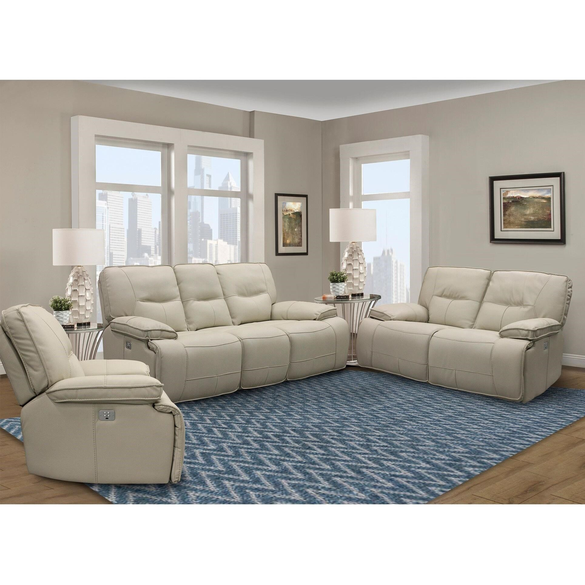 Spartacus Reclining Living Room Group by Parker Living at Smart Buy Furniture