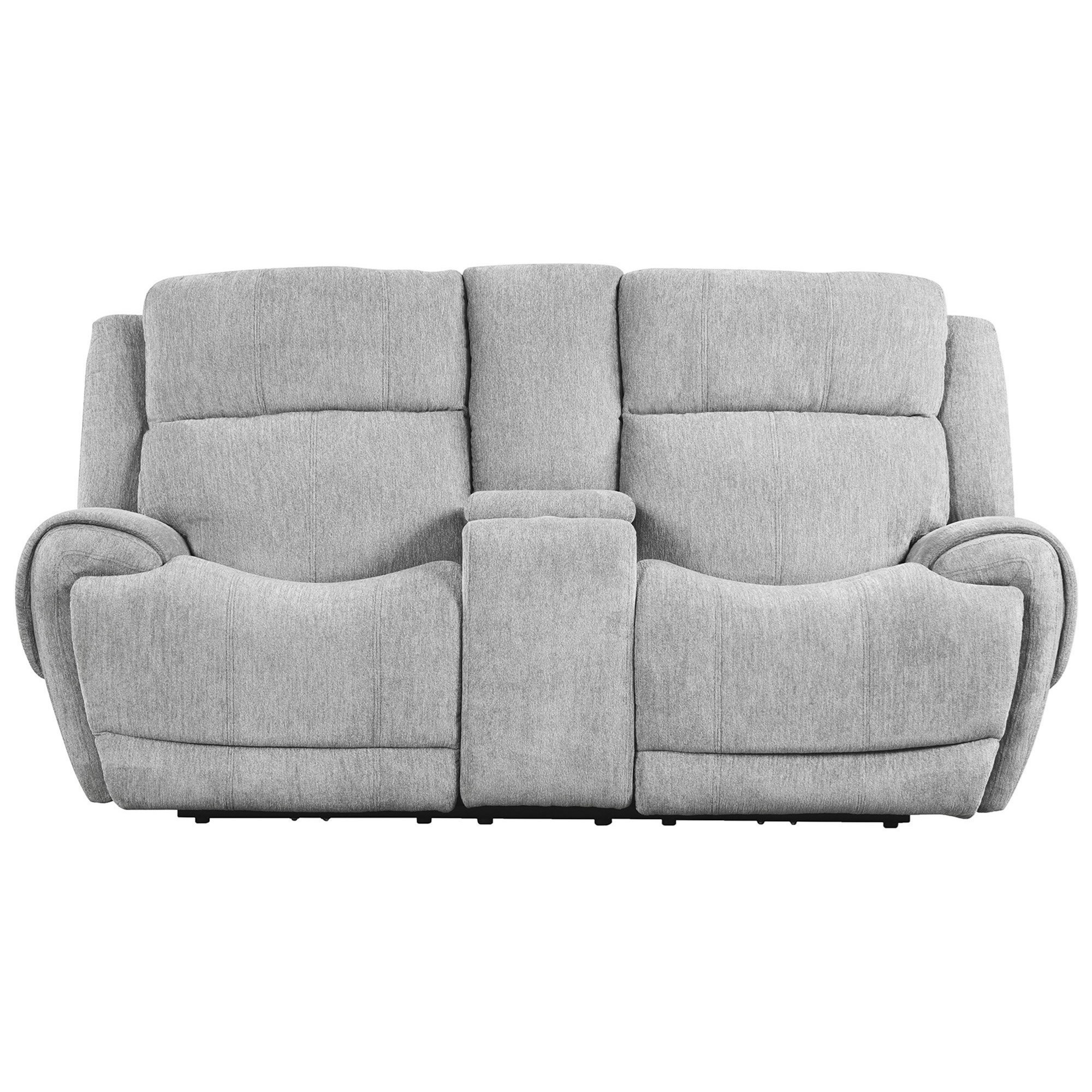 Spencer Power Dual Reclining Loveseat by Parker Living at Zak's Home