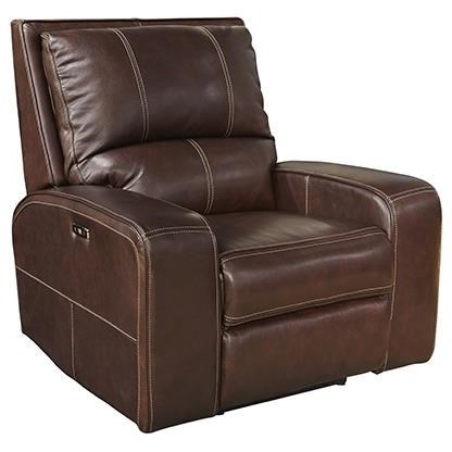 Swift Power Recliner by Parker Living at Hudson's Furniture