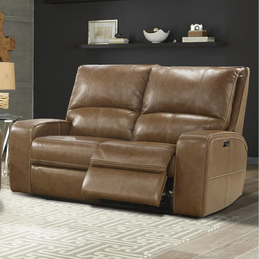 Swift Power Reclining Loveseat by Parker Living at Wilcox Furniture