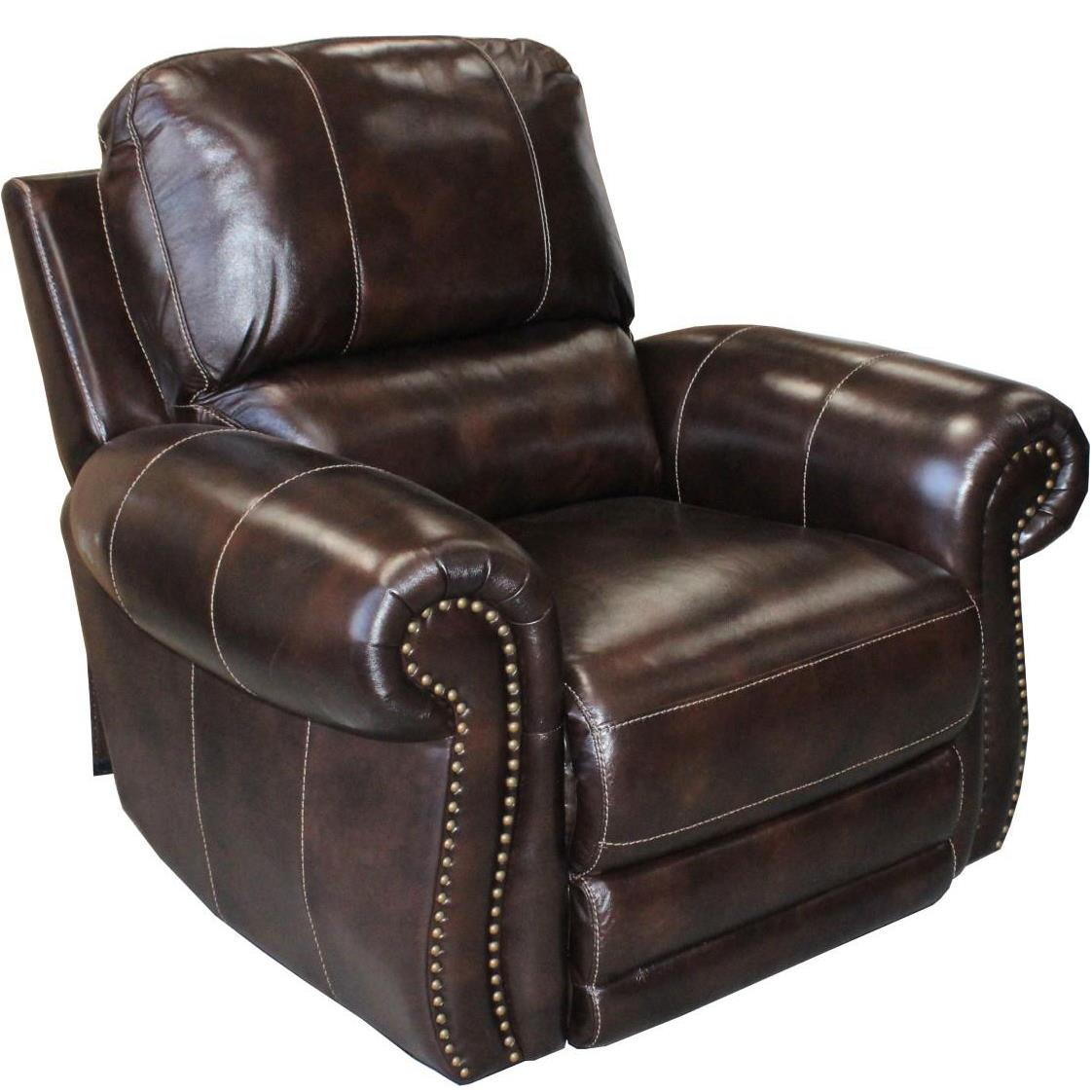 Thurston Traditional Power Recliner by Parker Living at Zak's Home