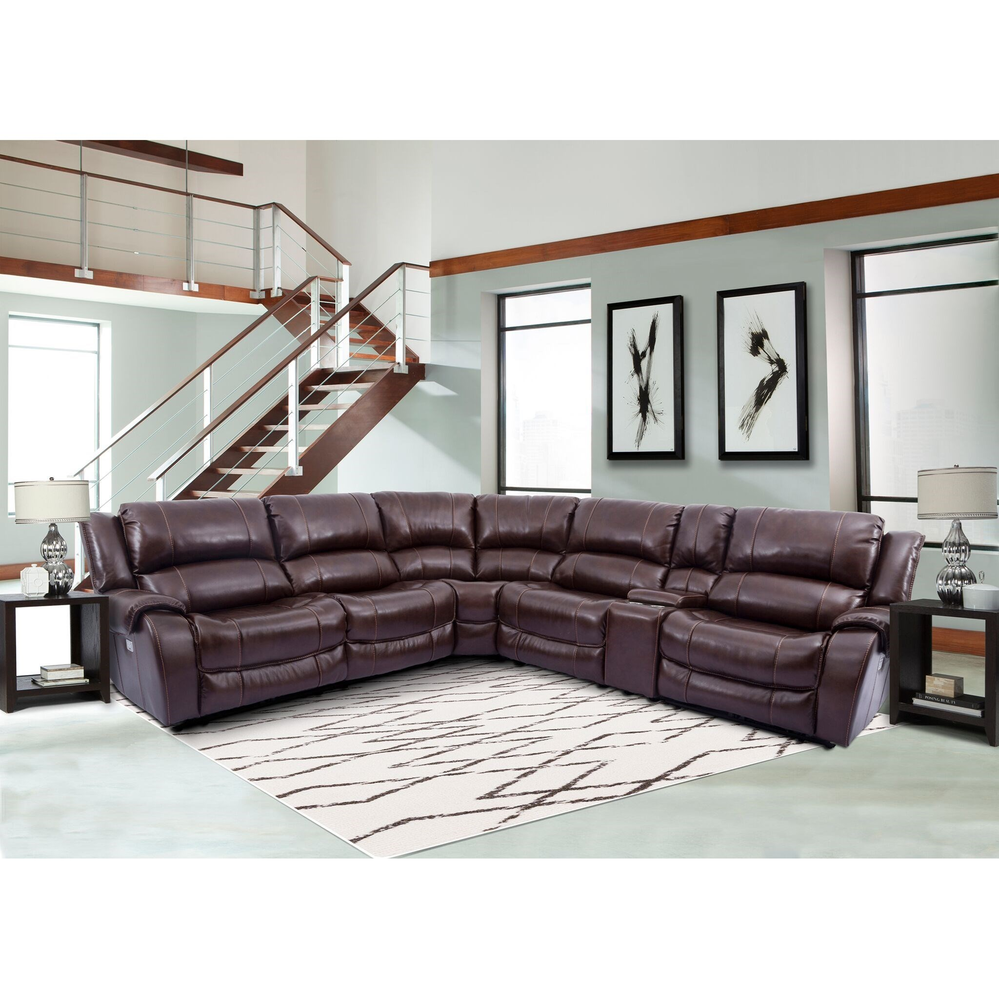 Ulysses Sectional by Parker Living at Zak's Home