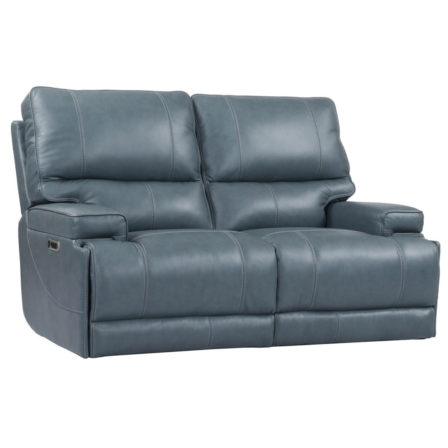 Whitman Power Reclining Cordless Loveseat by Parker Living at Zak's Home