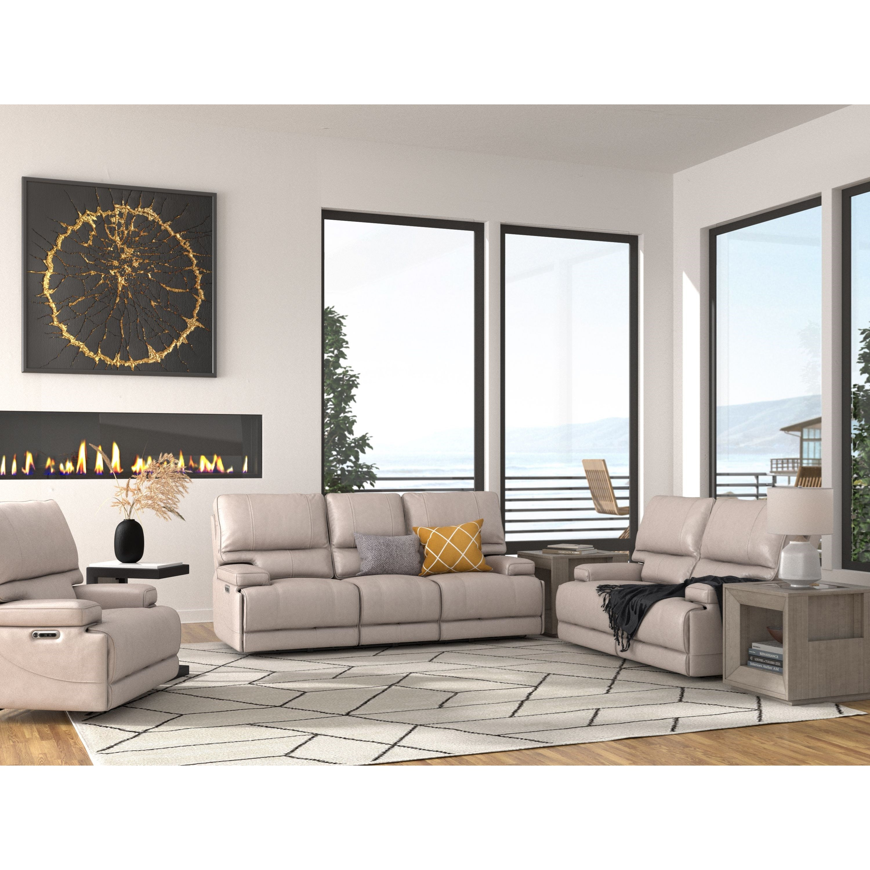 Whitman Reclining Living Room Group by Parker Living at Zak's Home