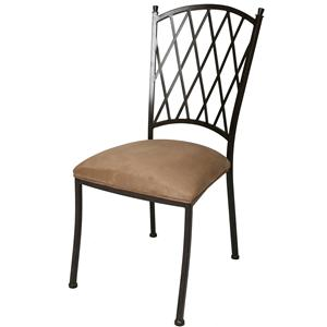 Pastel Minson Atrium Dining Side Chair