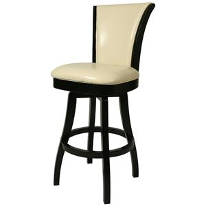 """Pastel Minson Bar Stools Collection 26"""" Glenwood Armless Counter Height Stool"""