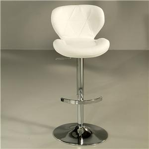 "Aegean Coast 30"" Barstool with Adjustable Seat Height"