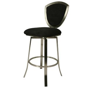 "River Falls 30"" Swivel Barstool"