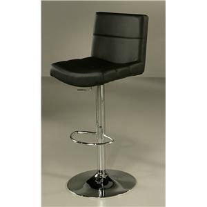"Pastel Minson Contemporary Barstools Versailles Hydraulic 30"" Barstool"