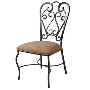 Pastel Minson Magnolia Side Chair