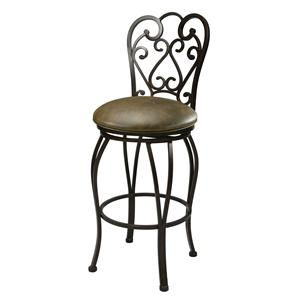 "Pastel Minson Magnolia 26"" Counter Stool"