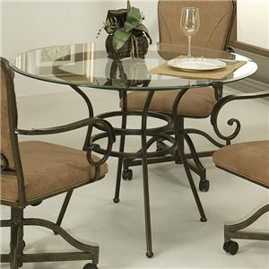 Pastel Minson Vienna Round Dining Table