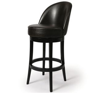 "Babylon 26"" Swivel Barstool"