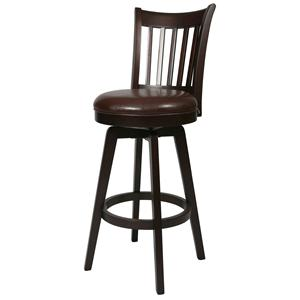 "Woodhaven 26"" Swivel Barstool"